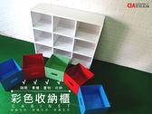 【空間特工】書櫃/收納櫃/置物櫃/櫥櫃/鐵櫃/三層萬用櫃 象牙白+彩色 抽屜 (含5個)