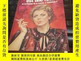 二手書博民逛書店L amour罕見est une fete【三面刷紅】95品Y12378 sylvia bourdon syl