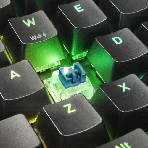 Thermaltake 曜越 海王星 精英版 RGB 青軸 電競鍵盤 機械式鍵盤 KB-NER-TBBRTC-01