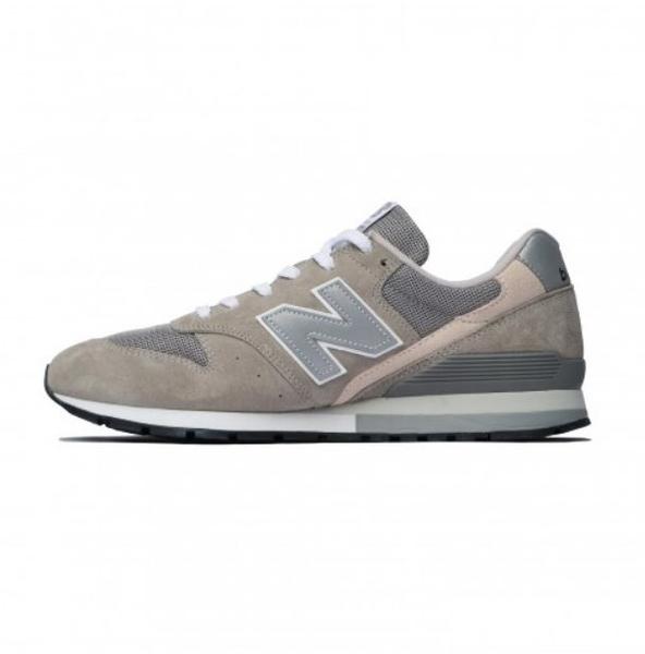New Balance 經典 復古 休閒運動鞋 灰-NO.CM996BG