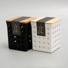 日本製【Kokubo】+tot星字收納籃附蓋 大 /KM-349