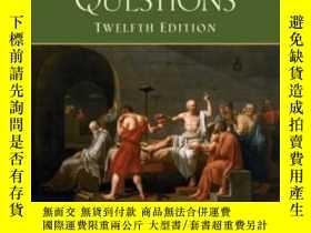 二手書博民逛書店Classic罕見Philosophical QuestionsY255562 Gould, James A.