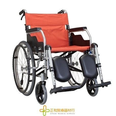 輪椅 康揚KM-1510 鋁合金骨科腳輪椅