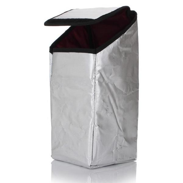 加厚大號飯盒袋保溫桶袋子防水手提圓形蘇泊爾燜提鍋袋便當盒包套 創意新品