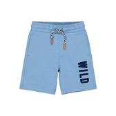 mothercare 藍戶外棉短褲-荒野系列(M0SC480)3~8歲