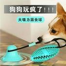 狗狗玩具耐咬靜音泰迪狗磨牙漏食球咬不爛解悶球寵物用品訓狗神器