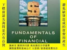 二手書博民逛書店Fundamentals罕見of Financial Management:eighth edition【精裝 書
