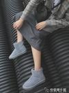 環球2019冬季新款韓版雪地靴女學生百搭短筒短靴子保暖加絨棉鞋女 安妮塔小舖