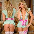 性感睡衣【Gaoria】天使吻痕 性感蕾絲情趣內衣 睡裙 蘇菲24H購物