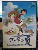 影音專賣店-P01-129-正版DVD-動畫【河童之夏】-國日語發音