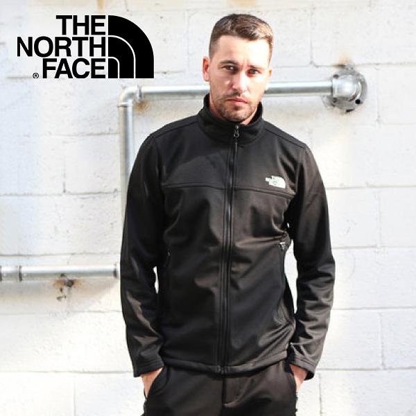 【The North Face 美國 男款 防風外套《黑》】366J/防潑水/超輕量/保暖