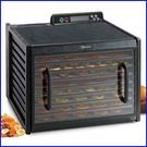 【歐風家電館】(送料理秤) Excalibur 伊卡莉柏數位式 全營養 低溫 九層 乾果機 3948CDB