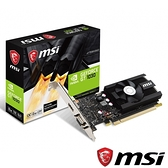 msi 微星 GeForce GT 1030 2G LP OCV2 顯示卡(4719072643119)