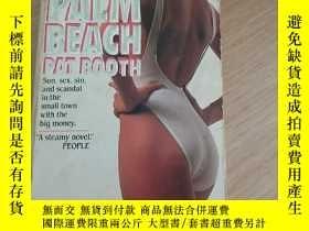 二手書博民逛書店英文原版罕見palm beachY331543 Pat boot