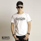 【BTIS】雄鷹背圖 圓領T-shirt  / 白色