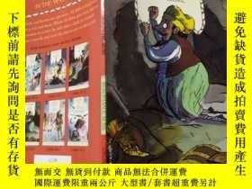 二手書博民逛書店Alibaba罕見and the Stolen treasure:阿裏巴巴與盜寶.Y200392