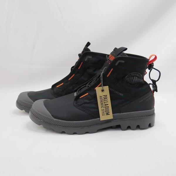 Palladium PAMPA TRAVEL LITE 高筒靴 77039008 男女款 黑 大碼【iSport愛運動】