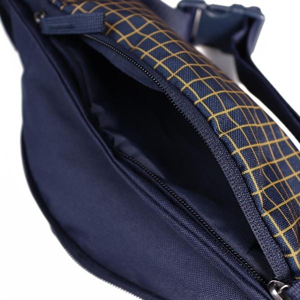 NIKE 腰包 SB Waist Pack 藍 黃 男女款 外出 隨身小包 【ACS】 CK6755-410