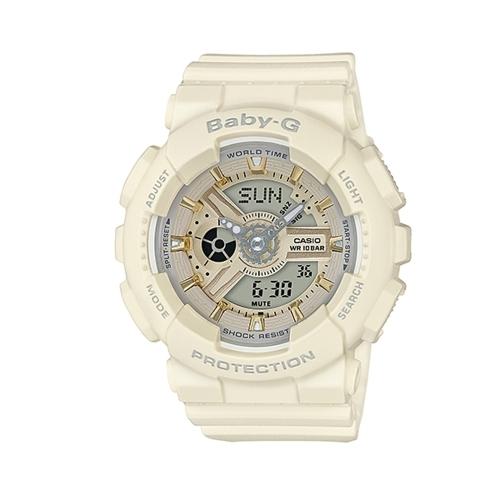 CASIO BABY-G/潮流尖端雙顯運動腕錶/BA-110GA-7A2DR