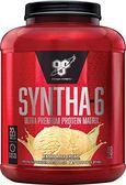 BSN Syntha-6 勁量低脂複合乳清蛋白5磅(香草) 公司貨