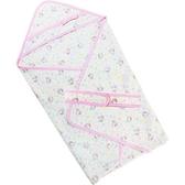 【奇買親子購物網】Hello Kitty 凱蒂貓印花包巾(小花)