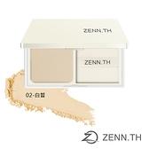 ZENN茲恩簡單蜜粉餅02-白皙