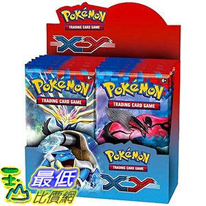 [美國直購] 36 x Pokemon X And Y Boosters - Trading Card Game