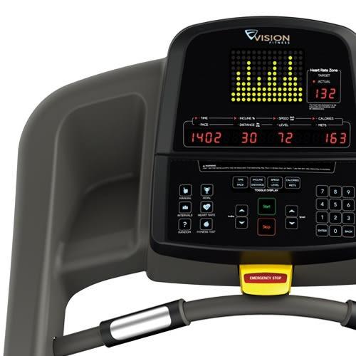 JOHNSON喬山 VISION 頂級商用電動跑步機 T60《商用俱樂部》美國BESTBUY專業推薦