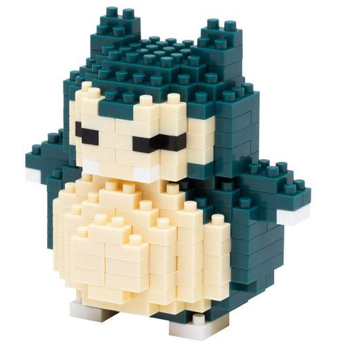 《 Nano Block 迷你積木 》【 神奇寶貝 系列 】 NBPM - 012 卡比獸 ╭★ JOYBUS玩具百貨