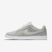 Nike W Court Royale PREM [AJ7731-001] 女鞋 運動 休閒 經典 網球 復古 灰 白