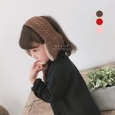 麻花綁帶保暖護耳罩 脖圍 防風耳罩 耳罩 圍巾