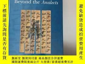 二手書博民逛書店Confucius罕見beyond the AnalectsY1