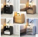 床頭櫃簡約簡易億家達現代臥室收納櫃儲物櫃...