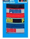 [COSCO代購] W1831535 Puma 男童內褲 四入組