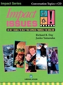 二手書《Impact Issues: 30 Key Issues to Help You Express Yourself in English》 R2Y ISBN:9789620014802
