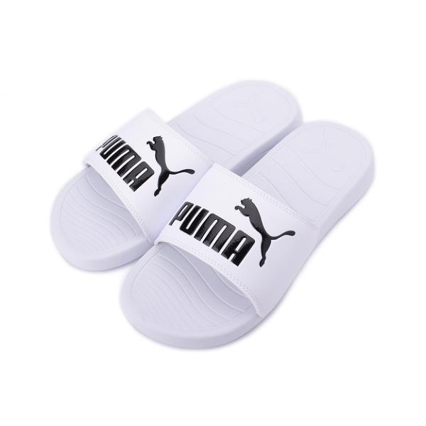 PUMA POPCAT 20 運動拖鞋 白 372279-02 男鞋