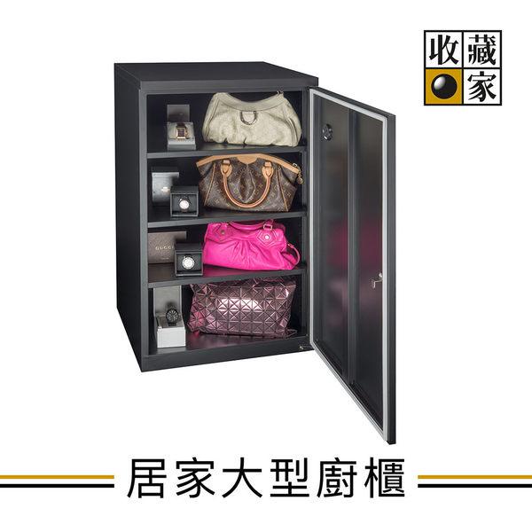 桃保科技@收藏家 V-10 居家時尚防潮櫃