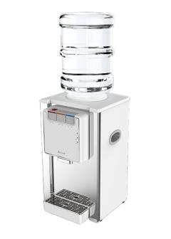 ^聖家^元山不鏽鋼桌式桶裝冰溫熱飲水機 YS-8201BWIB (升級為符合能效分級)【全館刷卡分期+免運費】