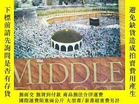 二手書博民逛書店英文原版:The罕見Middle East A HistoryY367822 William Ochsenw