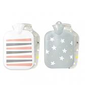 【超人百貨】KINYO 冷暖兩用 水袋 星星 條紋 WB9020 熱水袋 冷水袋 PP耐熱瓶口 安全環保重複使用