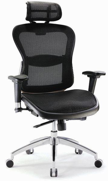 HE-5889AX-Alu辦公椅