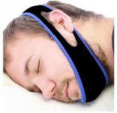 防下巴脫臼繃帶防張口呼吸止鼾帶防打鼾打呼嚕下巴托帶阻鼾器 一米陽光