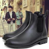 水靴 休閒雨靴 水鞋防滑套鞋戶外膠鞋成人雨鞋男 全館八折柜惠
