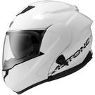 【東門城】ASTONE RT1300F AI5 素色(白) 可掀式安全帽 雙鏡片 玻璃纖維