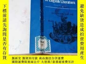 二手書博民逛書店A罕見Short History of English Lite