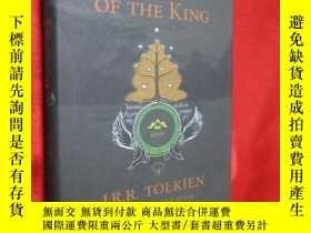 二手書博民逛書店The罕見Return of the King (The Lor