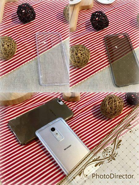 『矽膠軟殼套』ASUS ZenFone3 Deluxe ZS570KL Z016D 透明殼 背殼套 果凍套 清水套 手機套 保護套 保護殼