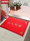 地毯地墊進門入戶門口家用腳墊塑料絲圈防滑地毯出入平安歡迎光臨門墊