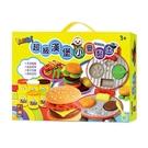 風車 超級漢堡小麥黏土-FOOD超人