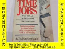 二手書博民逛書店part罕見time jobs (V087)Y173412